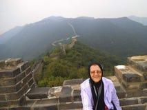 Σινικό Τείχος Bijing στοκ φωτογραφίες