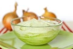 σιρόπι κρεμμυδιών στοκ φωτογραφία με δικαίωμα ελεύθερης χρήσης