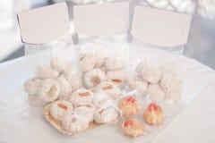 Σισιλιάνα γλυκά Στοκ Εικόνες