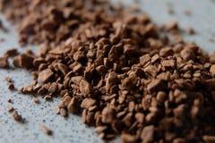 Σιτάρια καφέ στοκ εικόνα