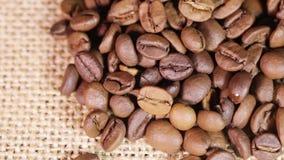 Σιτάρια καφέ απόθεμα βίντεο