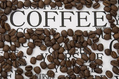 σιτάρια καφέ Στοκ Εικόνες