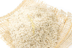 Σιτάρια του ταϊλανδικού ρυζιού Στοκ εικόνα με δικαίωμα ελεύθερης χρήσης