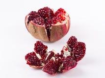 Σιτάρια φρούτων ροδιών, απομονωμένη φωτογραφία στοκ φωτογραφίες με δικαίωμα ελεύθερης χρήσης