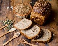 σιτάρια ψωμιού Στοκ Φωτογραφίες