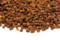 Σιτάρια Beebread με τη θέση κειμένων στοκ εικόνα με δικαίωμα ελεύθερης χρήσης