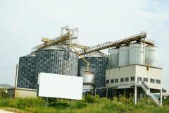 σιτάρι ανελκυστήρων Στοκ εικόνα με δικαίωμα ελεύθερης χρήσης