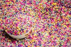 Σιτάρι ζωηρόχρωμο Στοκ Εικόνες