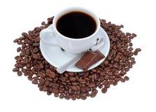 σιτάρι φλυτζανιών καφέ Στοκ Φωτογραφίες