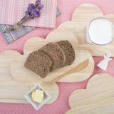 σιτάρι ψωμιού πολυ Στοκ Εικόνα