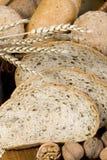 σιτάρι 5 ψωμιών Στοκ Φωτογραφία