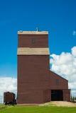 σιτάρι Saskatchewan ανελκυστήρων Στοκ εικόνες με δικαίωμα ελεύθερης χρήσης