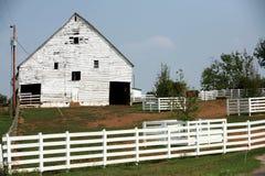 σιταποθήκη αγροτικό Tennessee Στοκ Εικόνες