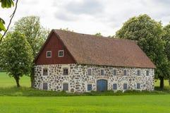 σιταποθήκη παλαιά Στοκ εικόνα με δικαίωμα ελεύθερης χρήσης