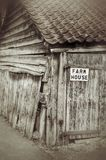 σιταποθήκη παλαιά Στοκ φωτογραφία με δικαίωμα ελεύθερης χρήσης
