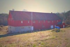 σιταποθήκη παλαιά Στοκ Φωτογραφία
