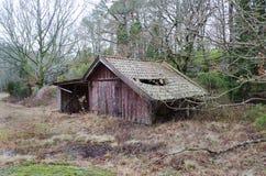 σιταποθήκη παλαιά Στοκ εικόνες με δικαίωμα ελεύθερης χρήσης