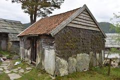 σιταποθήκη παλαιά Στοκ Φωτογραφίες
