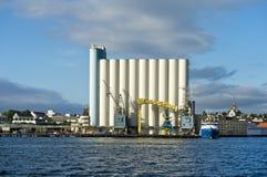 Σιταποθήκη Στοκ φωτογραφία με δικαίωμα ελεύθερης χρήσης