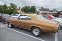 1972 σιταρήθρα Buick μετατρέψιμη Στοκ Φωτογραφίες