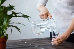 σιτηρέσιο έννοιας κατανάλωση υγιής Στοκ Φωτογραφίες