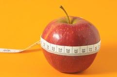 σιτηρέσιο μήλων Στοκ Εικόνες