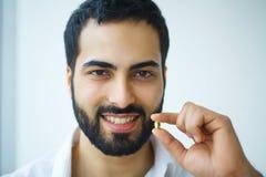 σιτηρέσιο υγιεινό διατροφή βιταμίνες Υγιής κατανάλωση, τρόπος ζωής ΜΑ στοκ εικόνες με δικαίωμα ελεύθερης χρήσης