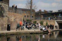 14/04/2018 σιτοβολώνας τετραγωνικό Λονδίνο UK Στοκ φωτογραφίες με δικαίωμα ελεύθερης χρήσης