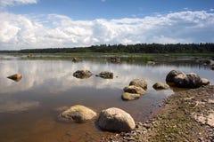 σιωπή θάλασσας Στοκ φωτογραφία με δικαίωμα ελεύθερης χρήσης