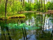 Σιωπή πέρα από το νερό στοκ φωτογραφία με δικαίωμα ελεύθερης χρήσης