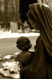 σιωπηλή προσοχή Στοκ Εικόνες