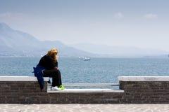 σιωπηλός παρατηρητής Στοκ εικόνες με δικαίωμα ελεύθερης χρήσης