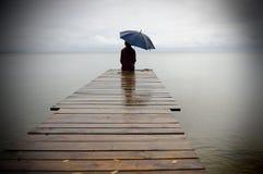 Σιωπηλή θέση Στοκ Φωτογραφία