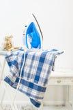 σιδέρωμα Στοκ φωτογραφία με δικαίωμα ελεύθερης χρήσης