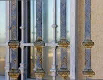 Σιδερώστε την πύλη Στοκ εικόνα με δικαίωμα ελεύθερης χρήσης