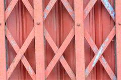 Σιδερώστε την πύλη Στοκ Εικόνες