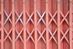 Σιδερώστε την πύλη Στοκ Φωτογραφία