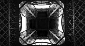 Σιδερώστε τον πύργο Στοκ φωτογραφίες με δικαίωμα ελεύθερης χρήσης