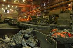 σιδηρουργεία Στοκ Φωτογραφίες