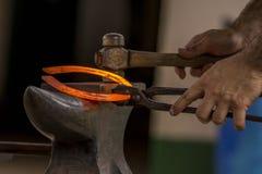 Σιδηρουργός Στοκ Φωτογραφίες