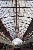 Σιδηροδρομικός σταθμός σε Antwerpen, Βέλγιο Στοκ Εικόνες