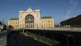 Σιδηροδρομικός σταθμός της Βουδαπέστης Keleti (ουγγρικά: Βουδαπέστη Keleti palyaudvar) φιλμ μικρού μήκους