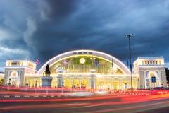 σιδηροδρομικός σταθμός hua Στοκ εικόνες με δικαίωμα ελεύθερης χρήσης
