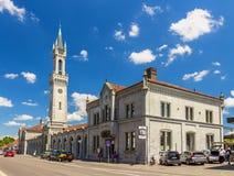 Σιδηροδρομικός σταθμός Konstanz, Γερμανία Στοκ Εικόνες