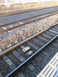 σιδηρόδρομοι Στοκ φωτογραφίες με δικαίωμα ελεύθερης χρήσης