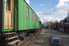 Σιδηρόδρομος Оld Στοκ εικόνα με δικαίωμα ελεύθερης χρήσης
