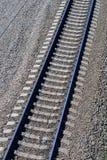 Σιδηρόδρομος άνωθεν Στοκ εικόνες με δικαίωμα ελεύθερης χρήσης