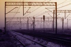 Σιδηρόδρομος έλξης Στοκ φωτογραφίες με δικαίωμα ελεύθερης χρήσης