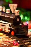 Σιδηρόδρομος παιχνιδιών Στοκ εικόνες με δικαίωμα ελεύθερης χρήσης