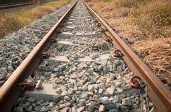Σιδηρόδρομος στο πάρκο Στοκ φωτογραφίες με δικαίωμα ελεύθερης χρήσης
